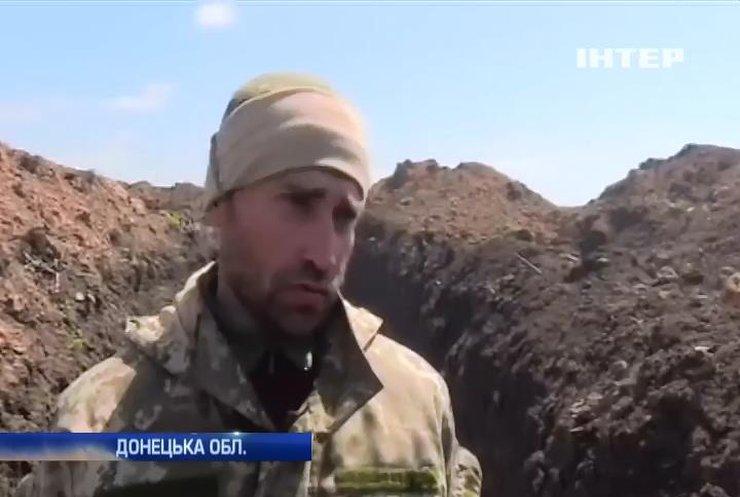 Під Маріуполем ворог ховає техніку від ОБСЄ