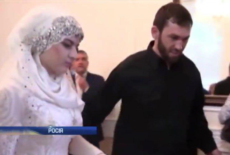 """Скандальний шлюб у Чечні реєструвала ведуча радіо """"Грозний"""""""