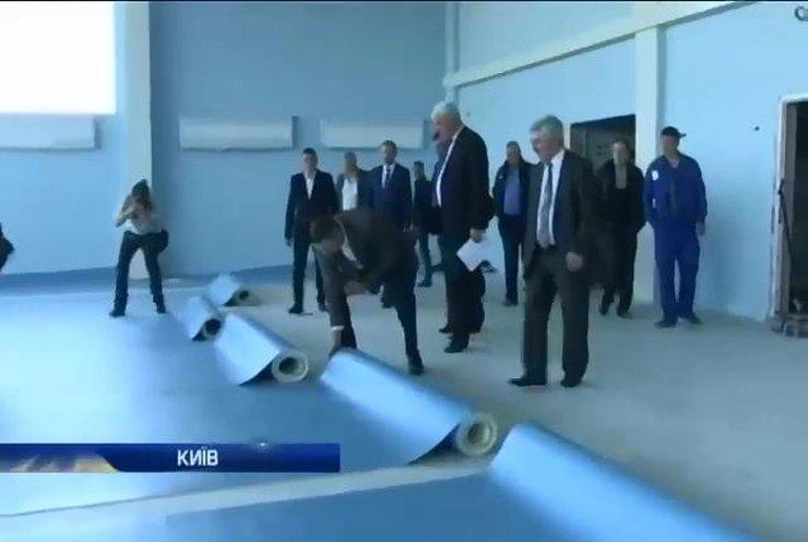 У Києві з'явиться енергозберігаючі школа та садок