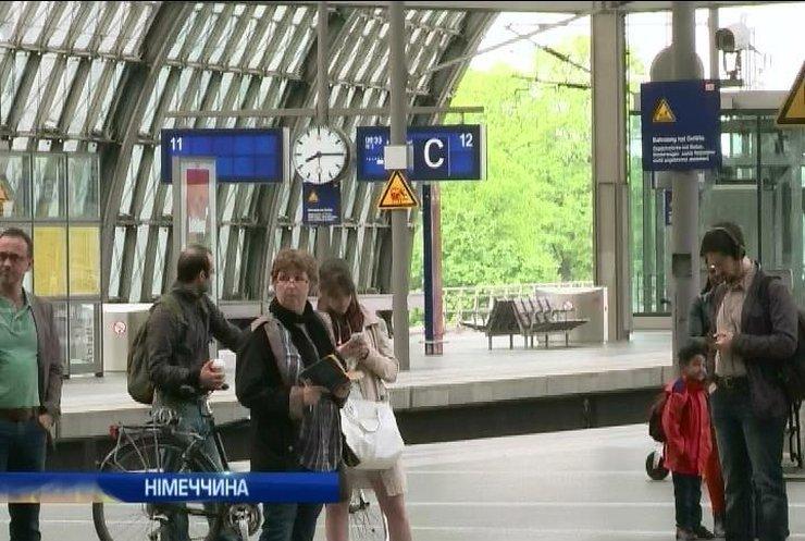 У Німеччині залізничники вимагають підвищення зарплатні