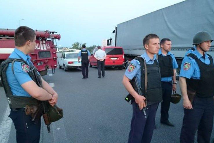 Стрелок из Люботина застрелен под Харьковом: как спасли заложников (фото, видео)