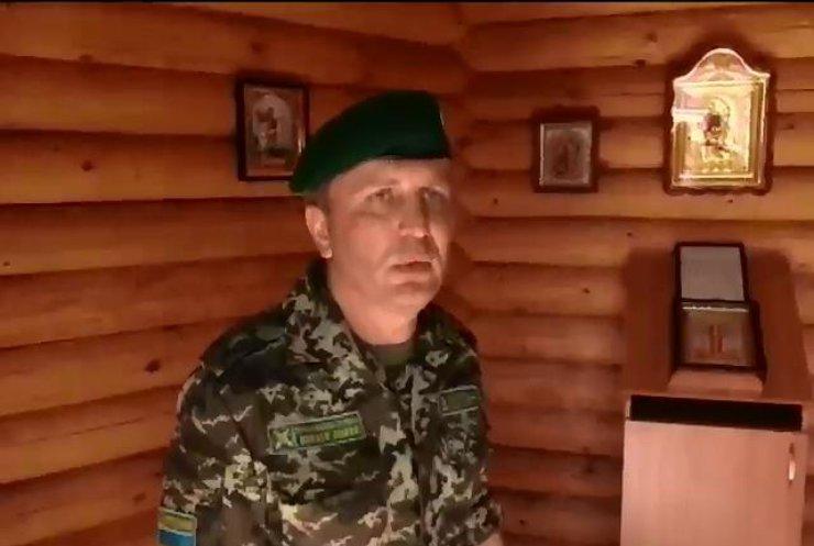 Бронетранспортеры из Кременчуга спасли 14 пограничников