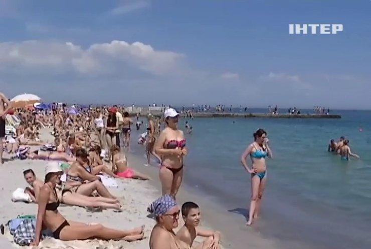 Провал курортного сезона в Крыму обогатил Одессу (видео)