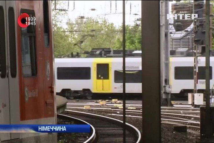 Страйк залізничників вдарить по економіці Німеччини
