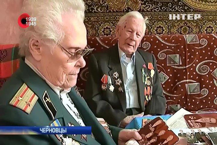Ветераны из Черновцов рассказали об успехе семейной жизни