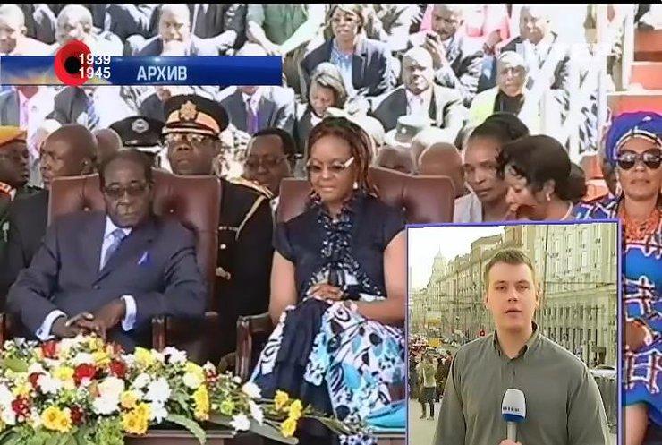 Диктаторы Африки слетаются в Москву праздновать Победу