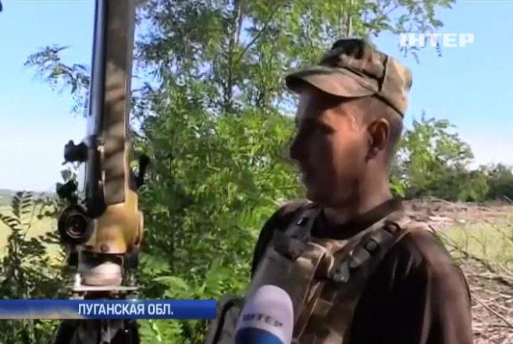 На кордоні Луганщини помітили винищувачі Росії