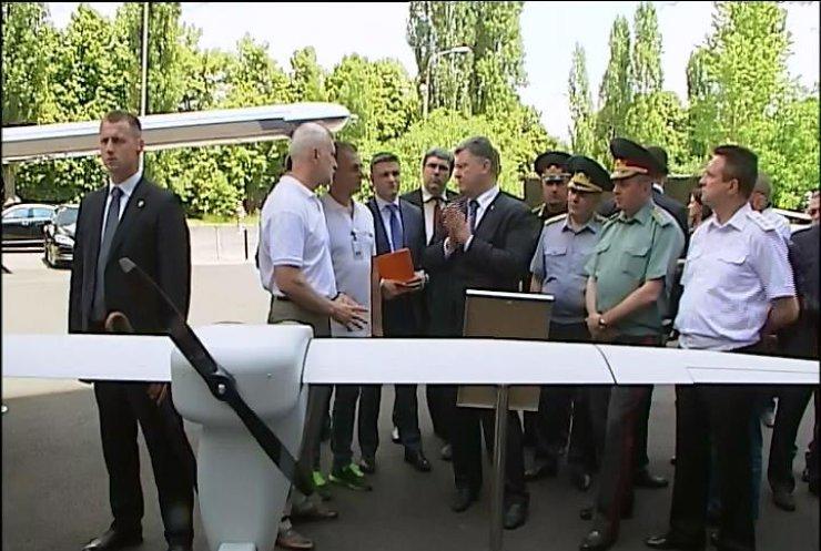 Изобретатели Украины создали уникальные беспилотники для армейцев