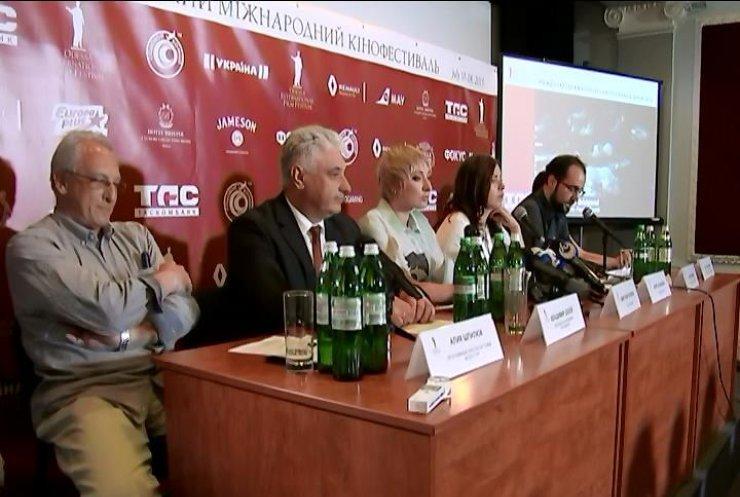 На кінофестиваль в Одесі покажуть 90 фільмів