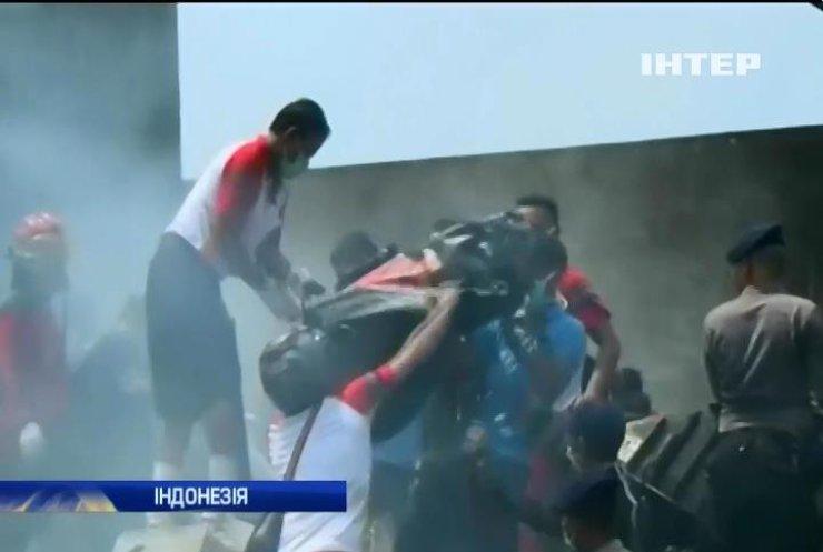 Авіакатастрофа в Індонезії забрала 113 життів