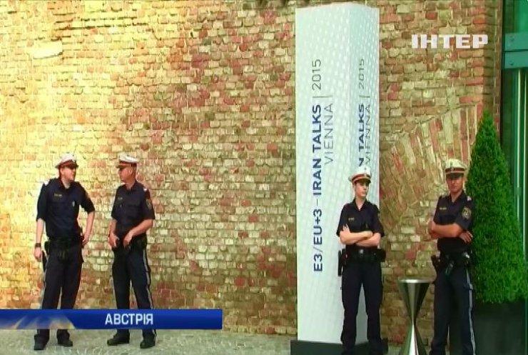 Переговори щодо ядерної програми Ірану розпочалися у Відні