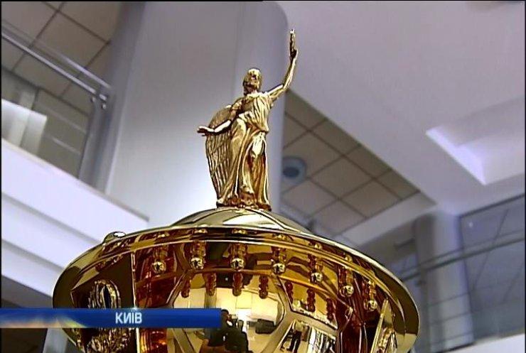 Динамо - Шахтар: Кубок України реставрували перед фіналом