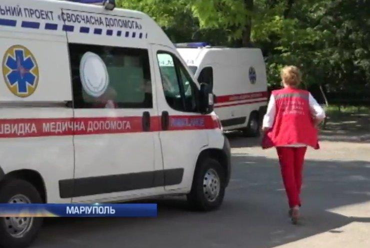 У Маріуполі мати закатувала до смерті 7-місячну дитину