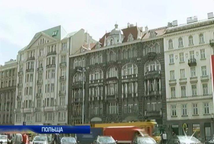 Мігранти перетворюють Варшаву на українське місто