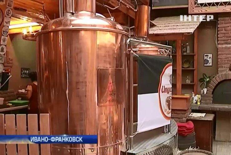 мини пивоварня для малого бизнеса: