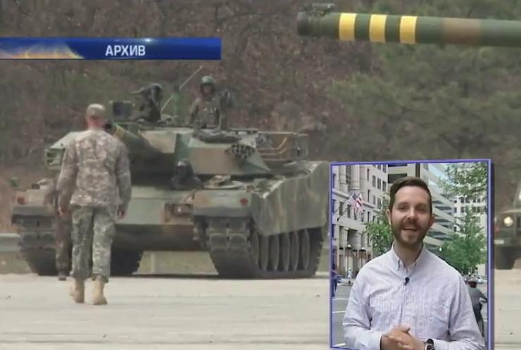 Пентагон перебросит в Германию танки для защиты от России