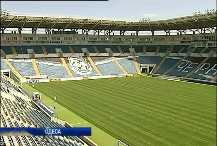 Динамо-Шахтар: Нацгвардія слідкуватиме за порядком на стадіоні