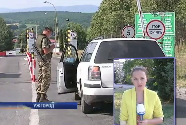 Словакия и Венгрия усилили границу после стрельбы в Мукачево