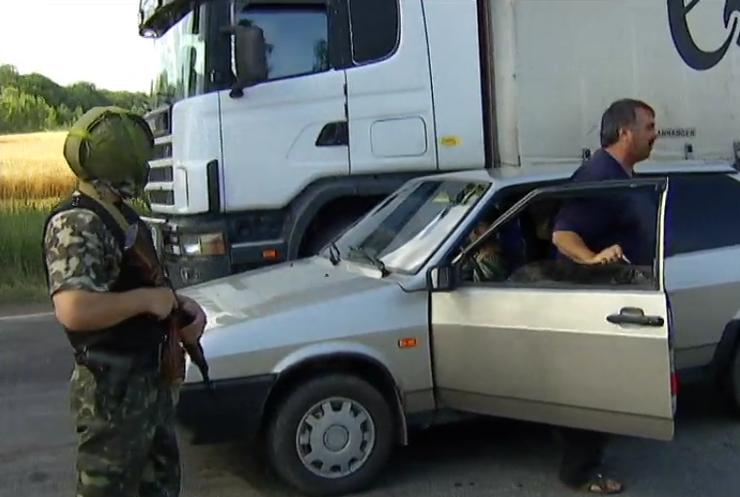 Блокпосты закрывают глаза на контрабанду гранатометов из Донбасса
