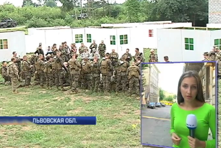 Войска НАТО пополнят 545 десантников из Украины
