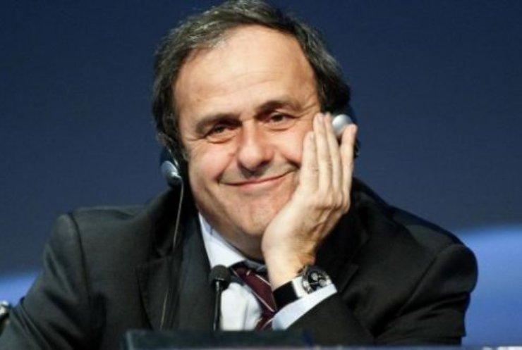 Мишель Платини хочет стать президентом ФИФА