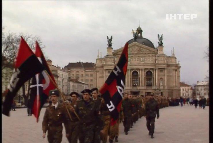 УНА-УНСО обвинили в любви к Гитлеру, не пуская на выборы