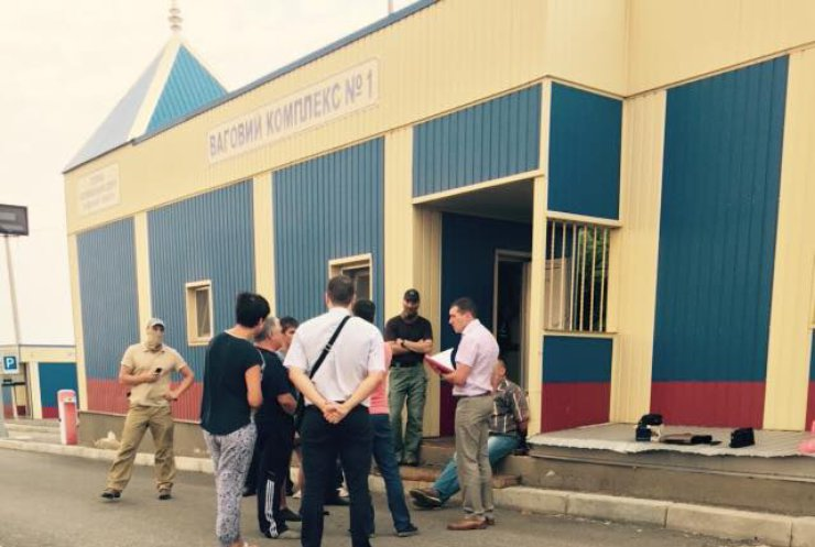 Начальник милиции Одессы погорел на взятке (фото, видео)