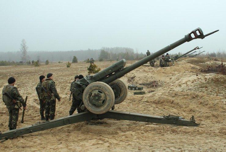 Донеччина страждає від потужних ударів 120-мм артилерії