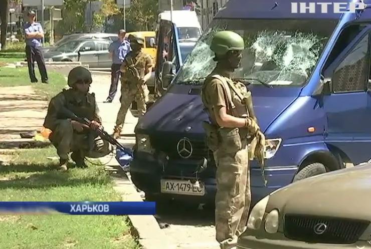 Милиция не трогала зачинщиков драки у офиса Добкина (видео)