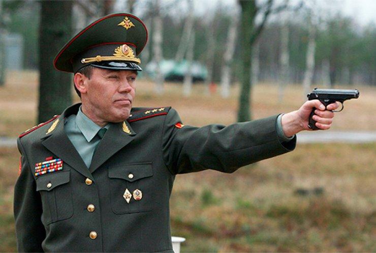 Начальник Генштабу Росії віддав наказ про вторгнення в Україну