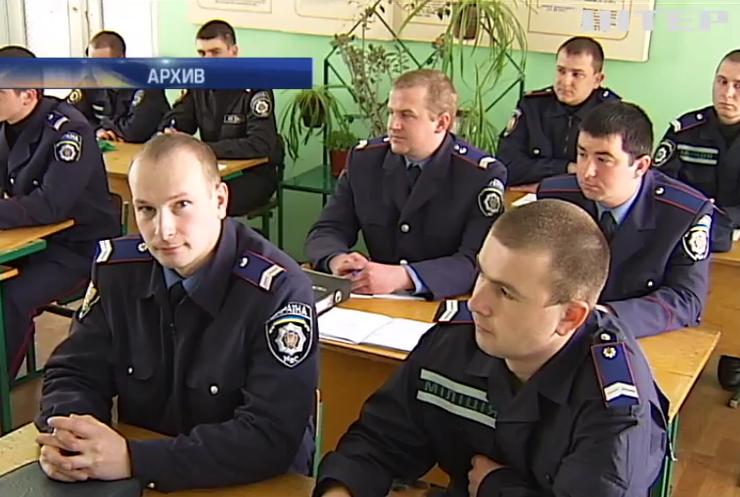 В Хмельницкой области начнут переаттестацию милиционеров