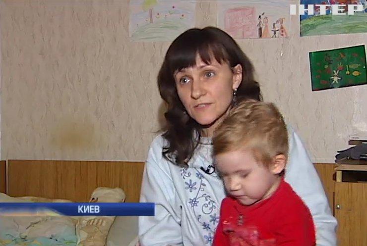 Переселенцев Донбасса выживают из общежития тьмой и холодом