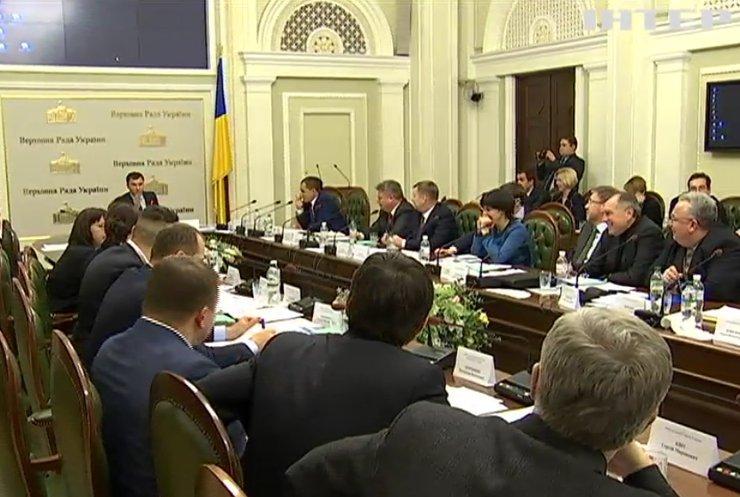 Провал отчета Яценюка грозит отставкой Кабмина (видео)