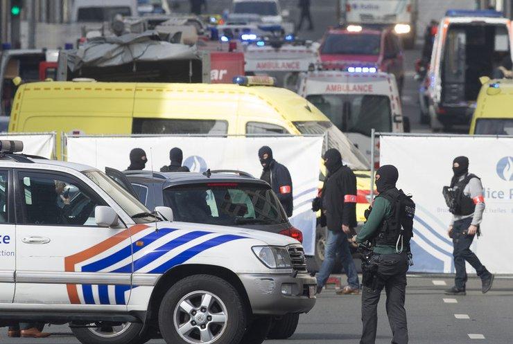 Теракт в Брюсселе: большинство погибших оказалось в метро