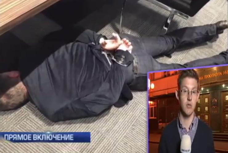 Мэр Вышгорода погорел на взятке в €200 тысяч