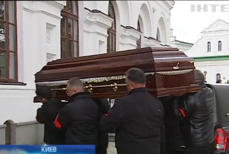 Убийство Грабовского: адвоката похоронили в закрытом гробу