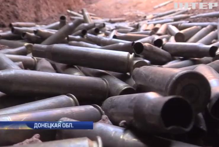 Под Донецк прибывают кадровые военные из России (видео)
