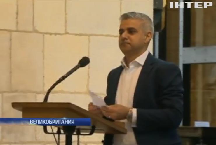 Дэвид Кэмерон отказался поздравлять нового мэра Лондона