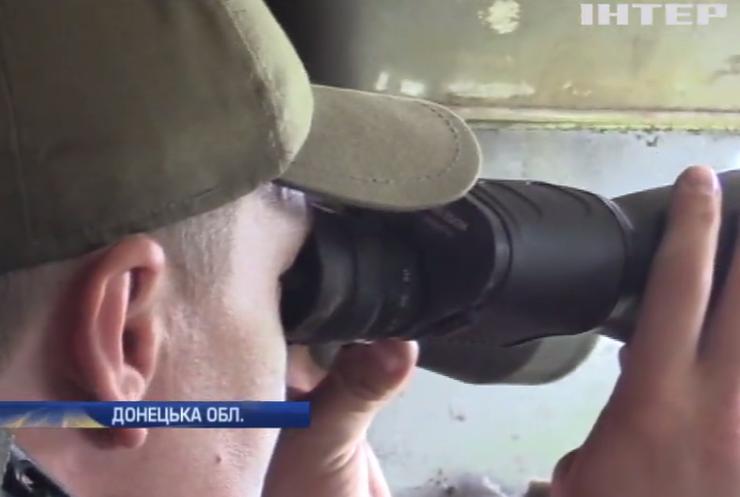 Під Авдіївкою снайпер застрелив військовослужбовця