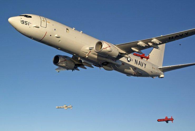 Великобритания закупит у Boeing военные самолеты на $4 млрд