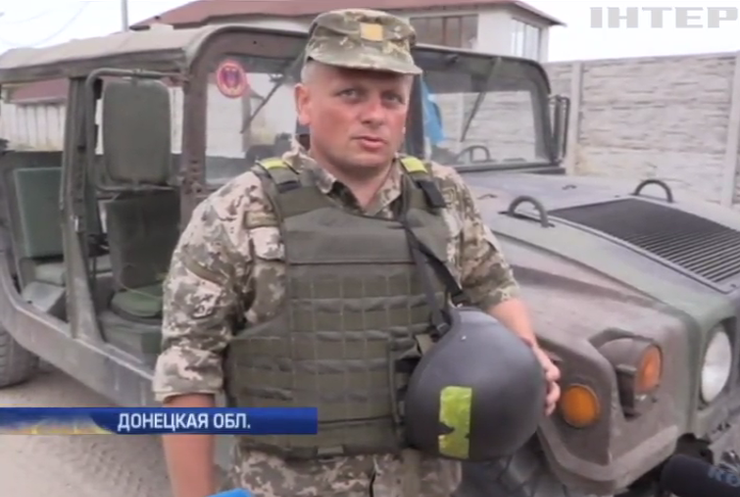 Обстрелы Широкино слышны даже в Мариуполе (видео)