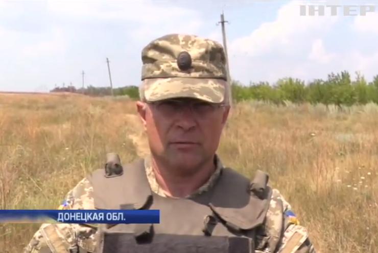 """Под Мариуполем враг атакует """"блуждающими"""" минометами (видео)"""