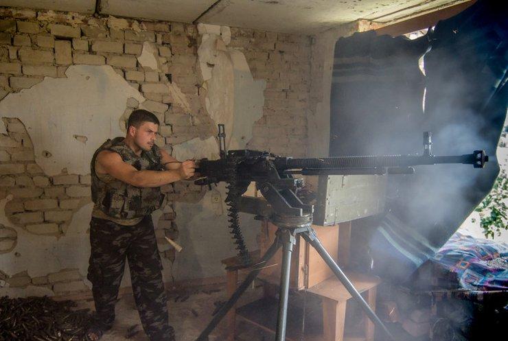 Под Песками 2 года ждут приказа освободить Донецк
