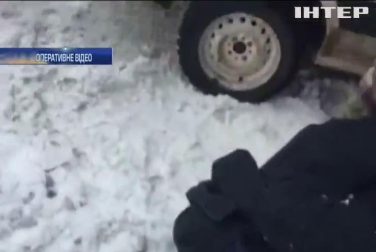 У Харківській області затримали банду під час нападу на бізнесмена