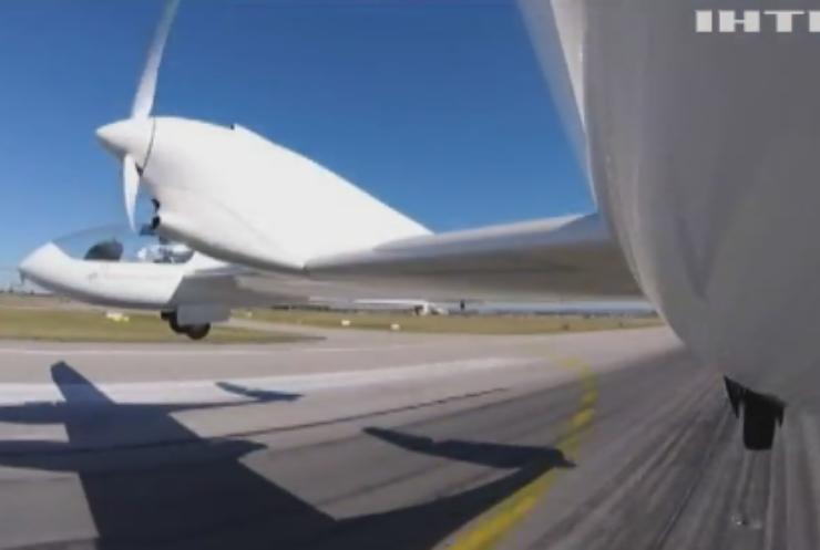 В Китае прошли испытания самолета на экологически чистом топливе