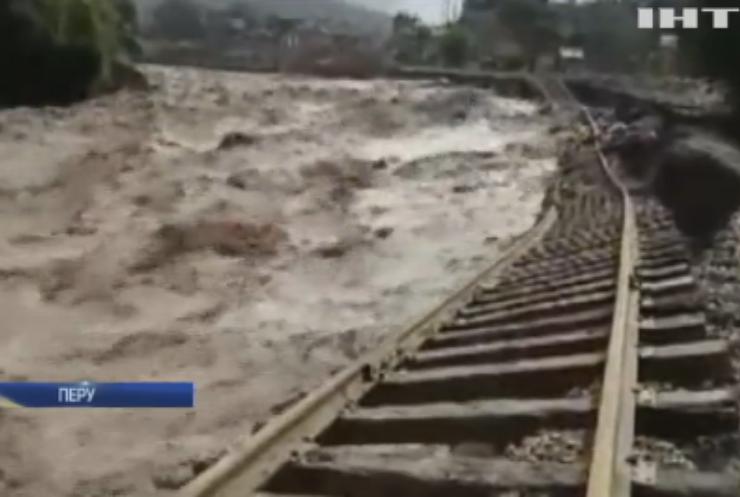 В Перу через повінь загинули 72 людини