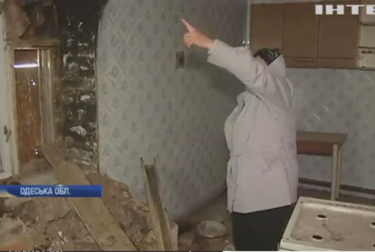 На Одещині розграбували помешкання військовослужбовця з зони АТО