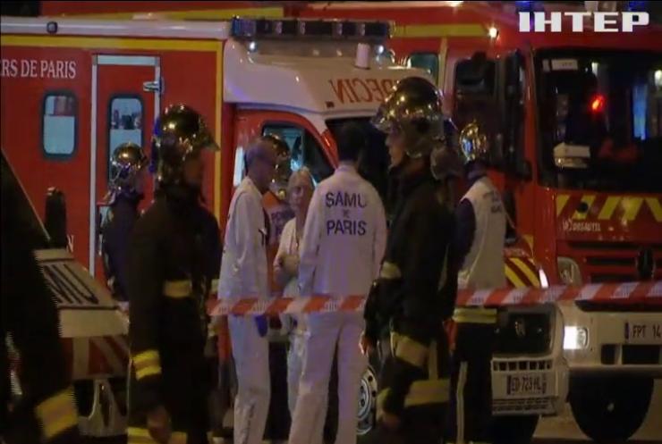 Стрілянина у Парижі: загинув один поліцейський