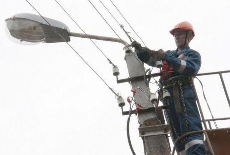 На Полтавщине тысячи жителей могут остаться без электричества