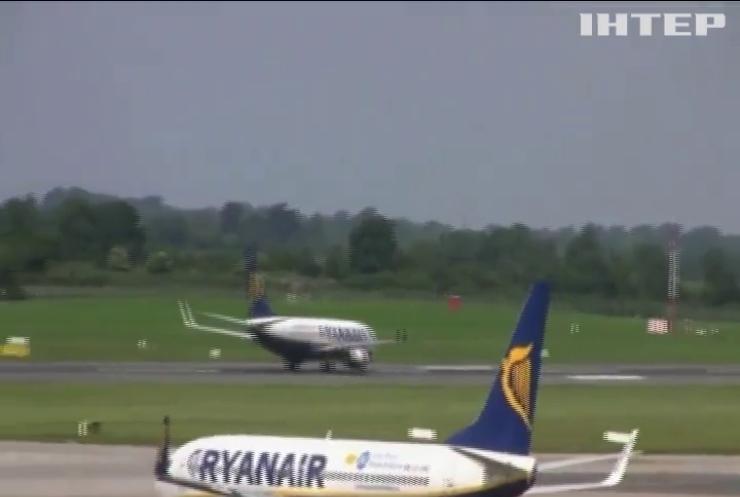 Ryanair запустить авіарейси з України до Польщі